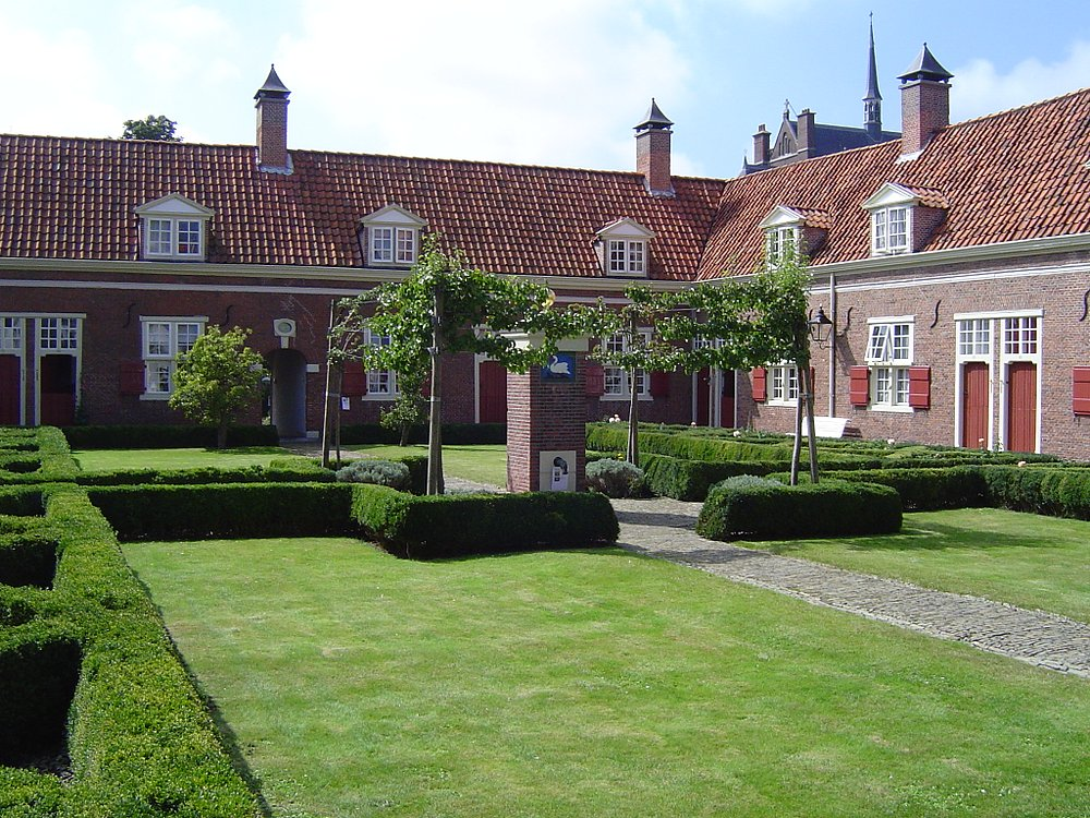 Hofje van Wouw in The Hague