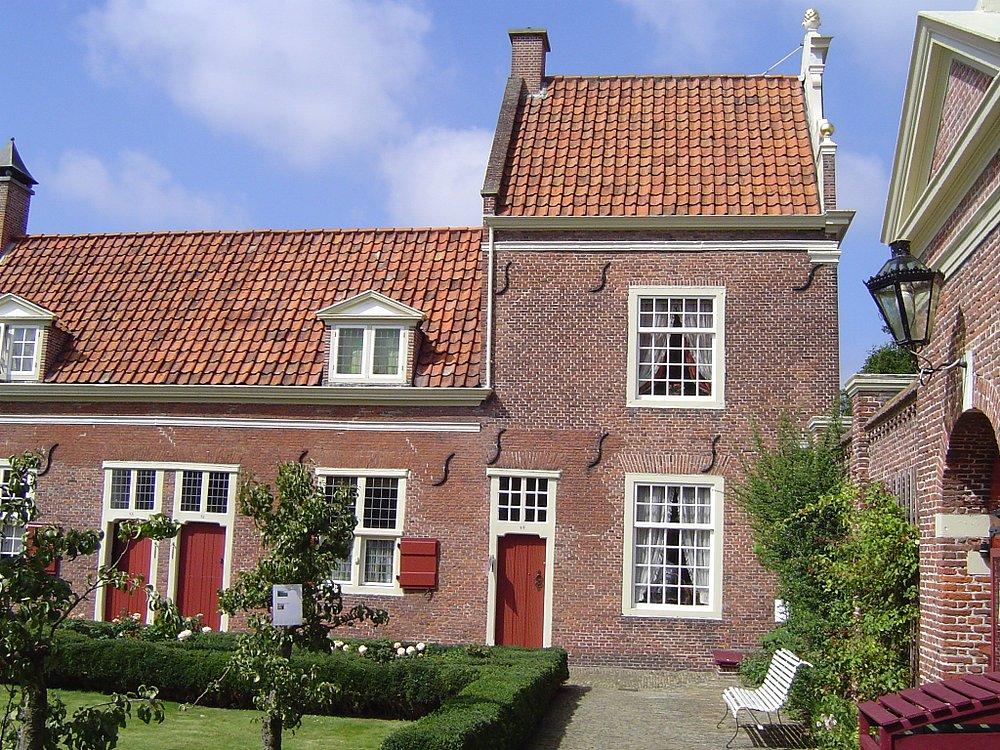 Hofje van Wouw in The Hague