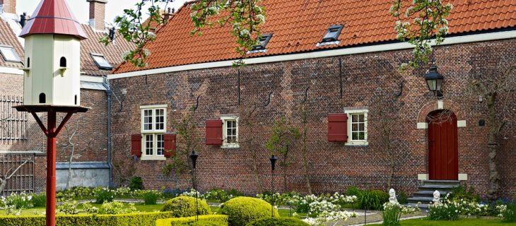 The Hague's 'hofjes'