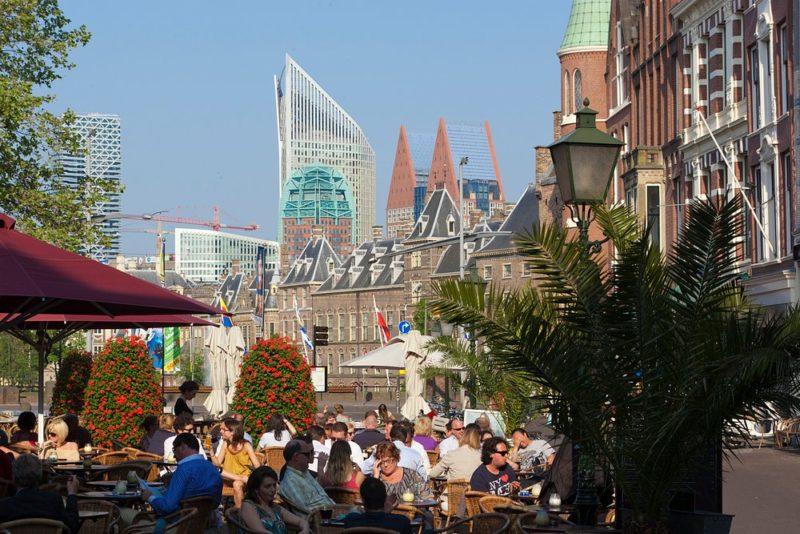 Plaats in The Hague
